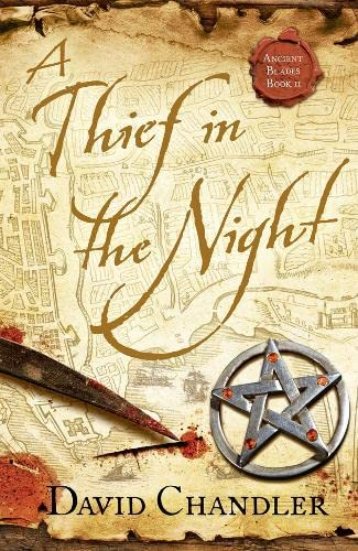 9780007384167: Thief in the Night (Ancient Blades Trilogy)