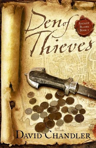 9780007384181: Den of Thieves (Ancient Blades Trilogy)