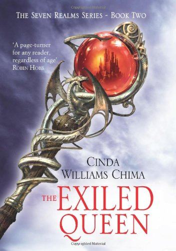 9780007384228: Exiled Queen (The Seven Realms Series)