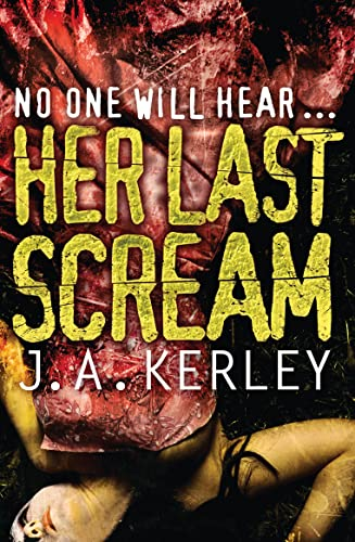 9780007384341: Her Last Scream (Carson Ryder, Book 8)