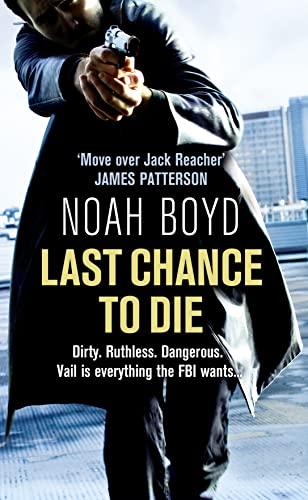 9780007384495: Last Chance to Die