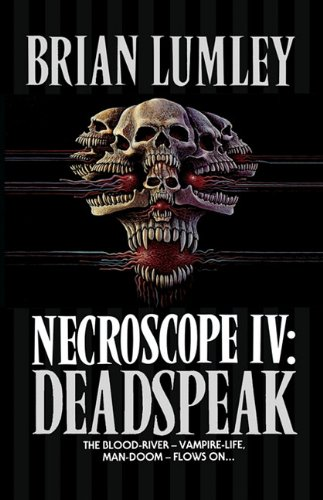 9780007384990: Deadspeak (Necroscope, Book 4)