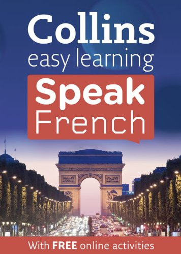 9780007388288: Collins Easy Learning Speak French + 2 CDs