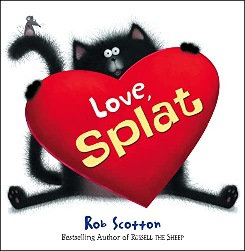 9780007389902: Love, Splat Mini HB