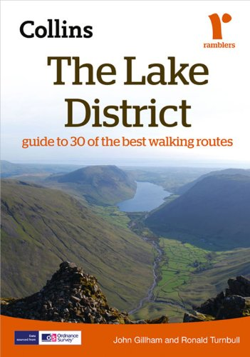 9780007389919: Lake District (Collins Rambler's Guides:)