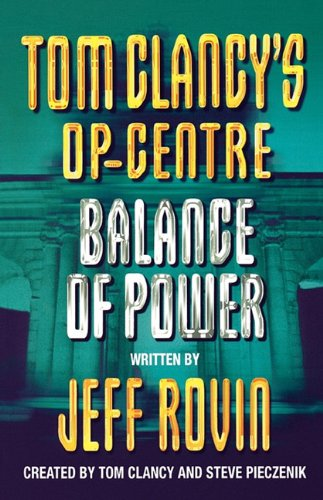 9780007390090: Tom Clancy's Op-Centre (5) - Balance of Power