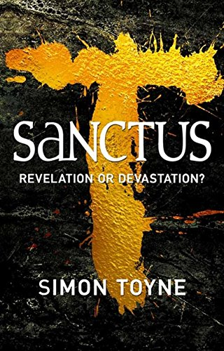 Sanctus. { SIGNED & LINED & DATED in Year of Publication.}.{ With Provenance.}