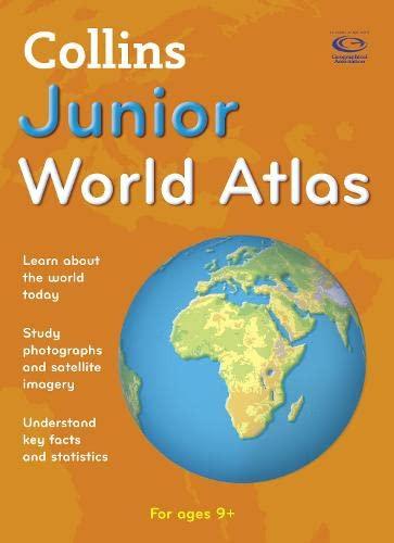 9780007393572: World Atlas (Collins Junior Atlas)