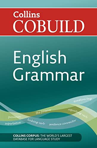 9780007393640: COBUILD English Grammar (Collins COBUILD Grammar)