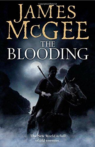 9780007394593: The Blooding (Matthew Hawkwood 5)
