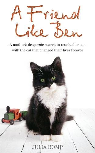 9780007395057: A Friend Like Ben: The cat that came home for Christmas