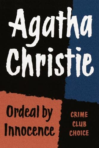 9780007395712: Ordeal by Innocence (Agatha Christie Facsimile Edtn)