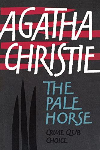9780007395729: The Pale Horse (Agatha Christie Facsimile Edtn)