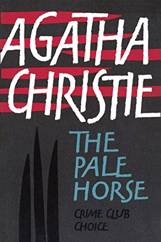 9780007395729: Pale Horse