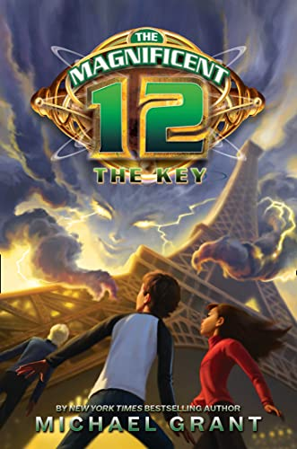 9780007395972: The Key (The Magnificent 12)