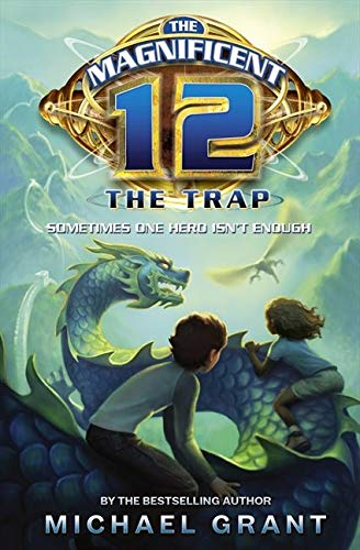 9780007395989: The Trap (The Magnificent 12, Book 2)