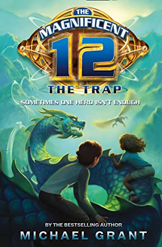 9780007395989: Trap (The Magnificent 12)