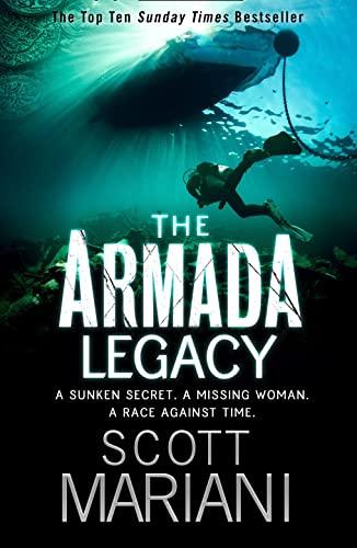 9780007398430: The Armada Legacy (Ben Hope, Book 8)