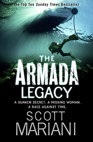 9780007398430: The Armada Legacy (Ben Hope)
