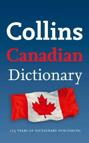 9780007398492: Collins Canadian English Dictionary and Thesaurus