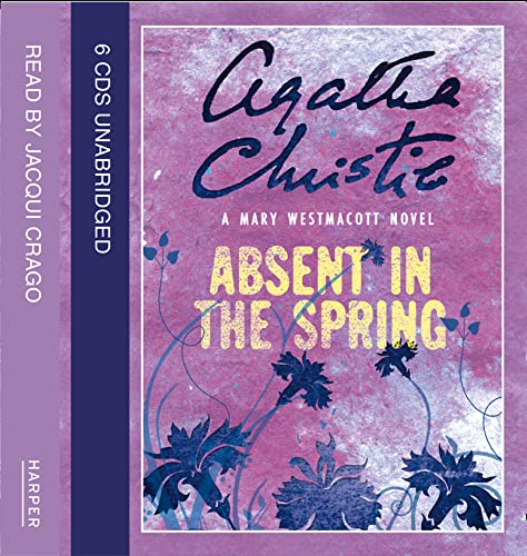 9780007399079: Absent in the Spring