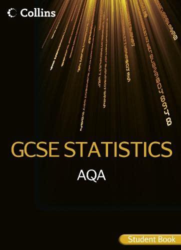 9780007410095: Collins GCSE Statistics - AQA GCSE Statistics Student Book
