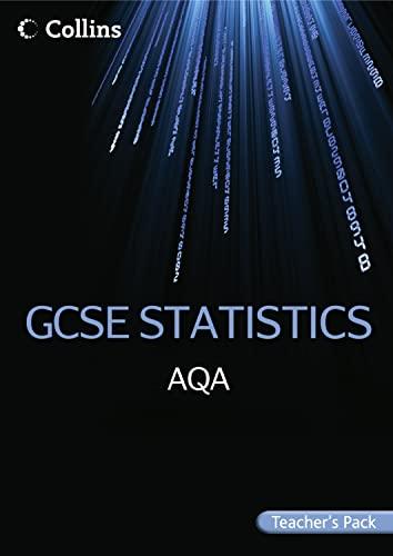 9780007410101: Collins GCSE Statistics - AQA GCSE Statistics Teacher's Pack