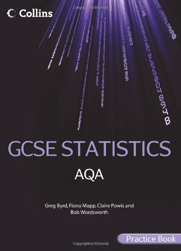 9780007410132: Gcse Statistics Aqa Practice Book. (Collins GCSE Statistics)