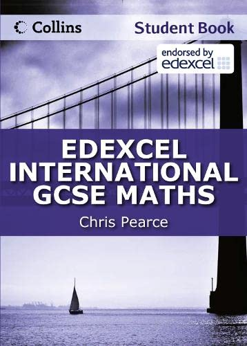 9780007410156: Collins Edexcel International GCSE - Edexcel International GCSE Maths Student Book