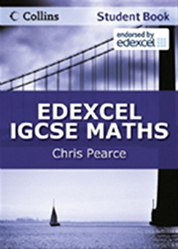 9780007410156: Collins Edexcel International GCSE - Edexcel International GCSE Maths Student Book