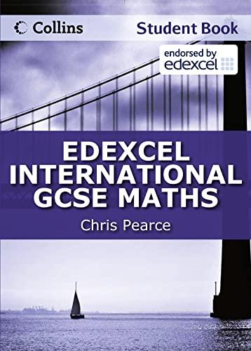 9780007410156: IGCSE Maths Edexcel Student Book (Collins IGCSE Maths)