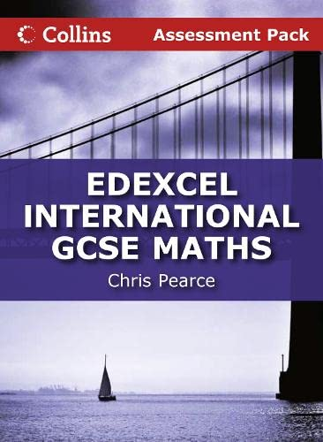 9780007410163: IGCSE Maths Edexcel Assessment Pack (Collins IGCSE Maths)