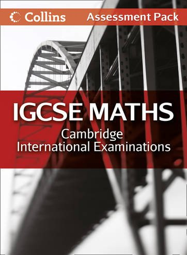 9780007410194: Cambridge IGCSE Maths Assessment Pack (Collins IGCSE Maths)