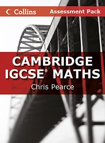 Cambridge Igcse Maths Assessment Pack (Collins IGCSE