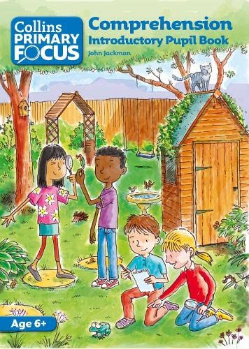 9780007410590: Collins Primary Focus - Comprehension: Introductory Pupil Book