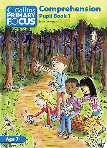 9780007410606: Collins Primary Focus – Comprehension: Pupil Book 1