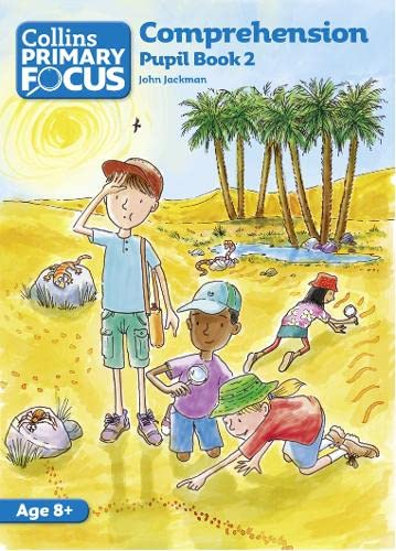 9780007410613: Collins Primary Focus - Comprehension: Pupil Book 2