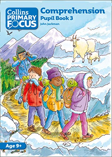 9780007410620: Collins Primary Focus - Comprehension: Pupil Book 3