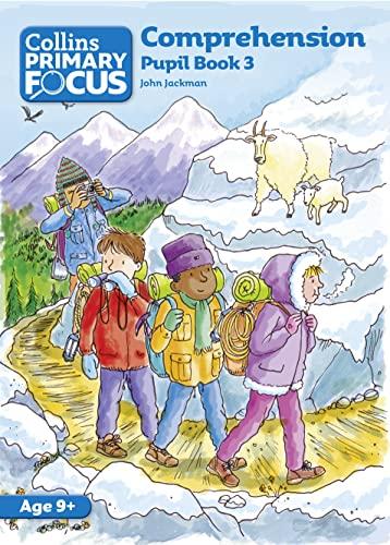 9780007410620: Collins Primary Focus - Comprehension: Pupil Book 3