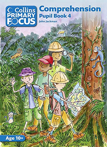 9780007410644: Collins Primary Focus - Comprehension: Pupil Book 4
