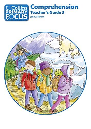 9780007410682: Collins Primary Focus - Comprehension: Teacher's Guide 3 Book 3