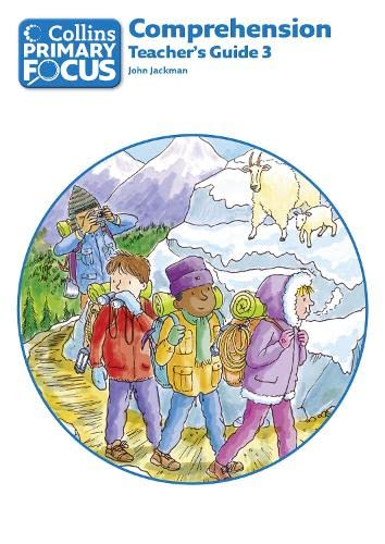 9780007410682: Collins Primary Focus - Comprehension: Teacher's Guide 3