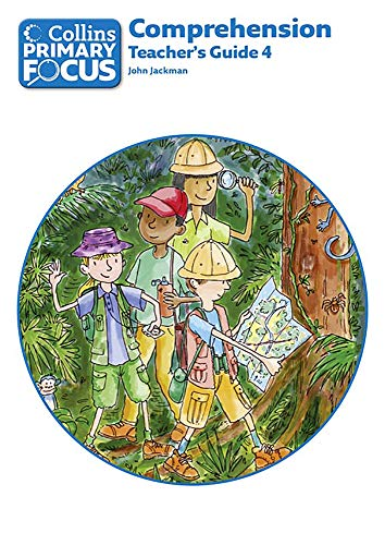 9780007410699: Collins Primary Focus - Comprehension: Teacher's Guide 4