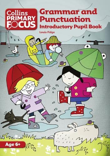 9780007410705: Collins Primary Focus - Grammar and Punctuation: Introductory Pupil Book