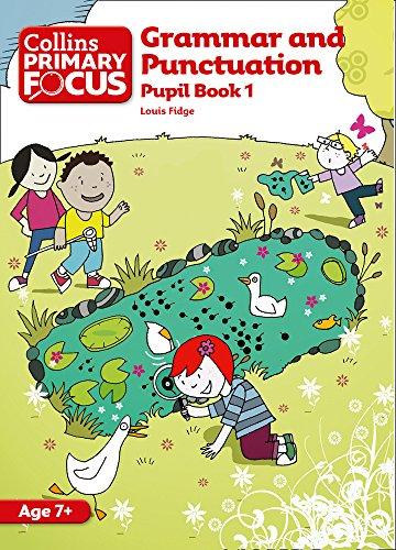 9780007410712: Collins Primary Focus - Grammar and Punctuation: Pupil Book 1