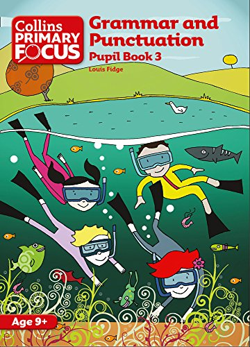 9780007410736: Collins Primary Focus - Grammar and Punctuation: Pupil Book 3