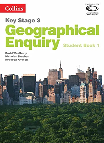 9780007411030: Collins Key Stage 3 Geography – Geographical Enquiry Student Book 1