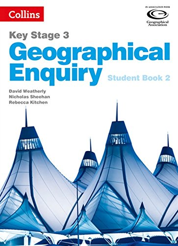 9780007411160: Collins Key Stage 3 Geography - Geographical Enquiry Student Book 2