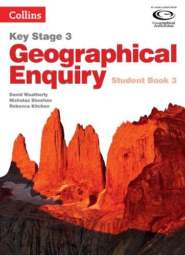 9780007411184: Geography Key Stage 3 - Collins Geographical Enquiry: Student Book 3
