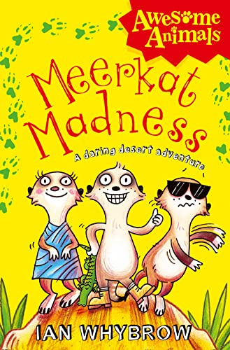9780007411535: Meerkat Madness (Awesome Animals)